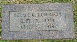 Horace Gildon Hutchison