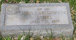 John Christopher Armes