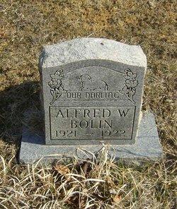 Alfred Warren Bolin