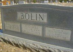 """Ado Dell """"Dale"""" Bolin"""