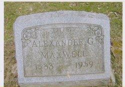 Alexander G Maxwell