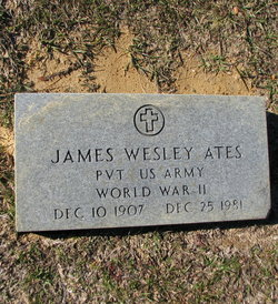 James Wesley Ates