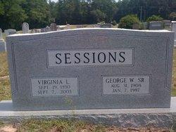 George W Sessions, Sr