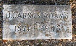 D. Carson Adams