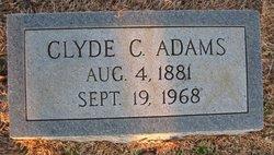 Clyde C. Adams