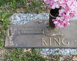 Maurice Wayne King