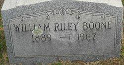 William Riley Boone