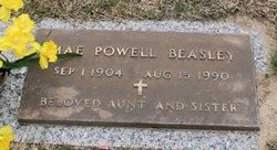 Mae <I>Powell</I> Beasley