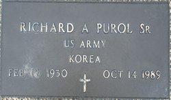 Richard A. Purol, Sr