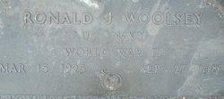 Ronald J. Woolsey