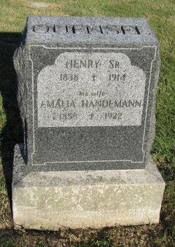Amalia <I>Handemann</I> Quensel