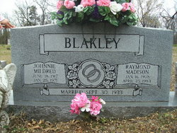 Raymond Madison Blakley
