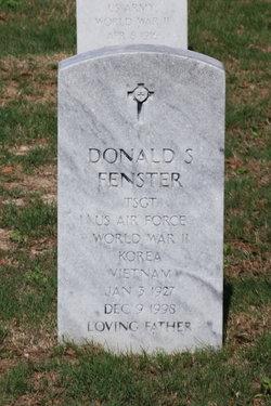 Donald S Fenster