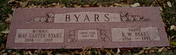 May <I>Carter</I> Byars