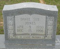 Davie Sue Jones