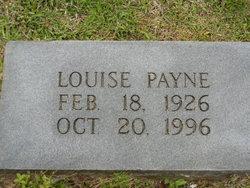 Louise Payne