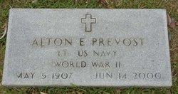 Alton Edwin Prevost
