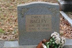 Emily E. <I>Streetman</I> Bagley