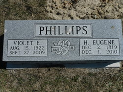 Violet E. Phillips
