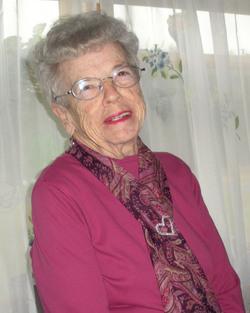 Doris <I>Fredette</I> Fitzpatrick
