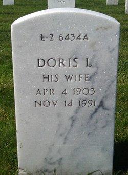 Doris L Edgerton