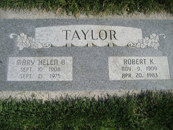 Robert Knox Taylor