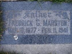 Frederick George Marston