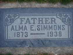 Alma Edward Simmons