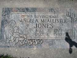 Angela McAllister Jones