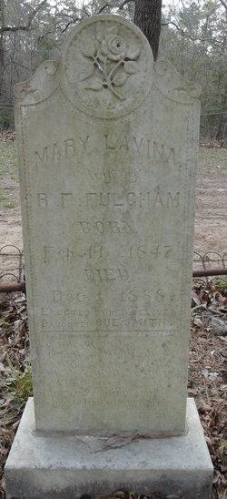 Mary Lavinia <I>Laird</I> Fulgham