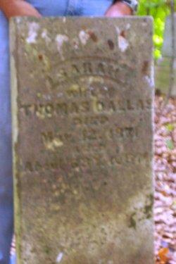 Sarah Dallas