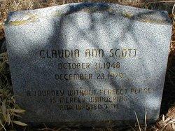 Claudia Ann Scott