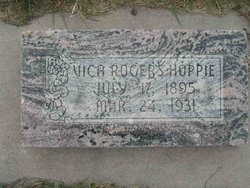 Vica May <I>Rogers</I> Hoppie