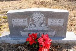"Gertrude Ann ""Girtie"" <I>Register</I> Hughes"