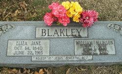 Eliza Jane Blakley