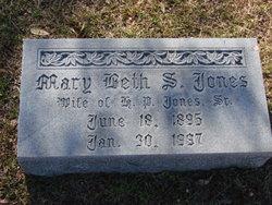 Mary Beth <I>Smith</I> Jones