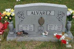 Arturo Alvarez, Sr
