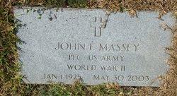 John Edwin Massey