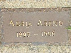 Adria Arend