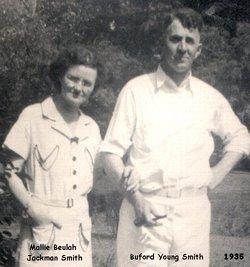 Mallie Beulah <I>Jackman</I> Smith