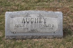 Amelia C <I>Bair</I> Auchey