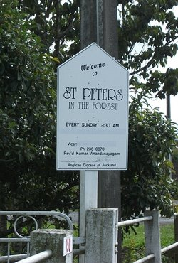 St Peters in the Forest Anglican Cemetery