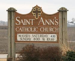 Saint Anns Catholic Church Cemetery