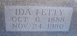 Ida Fetty <I>Williams</I> Summa