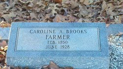 Caroline A. <I>Brooks</I> Farmer
