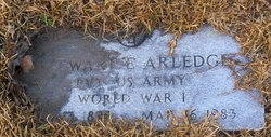 Stewart Edward Arledge