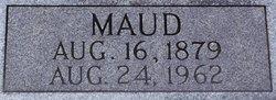 """Maud """"Nannie"""" <I>Stubbs</I> Barker"""