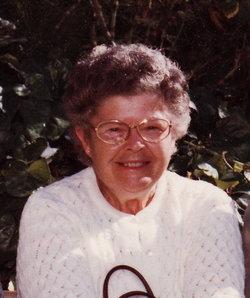 Esther Louvenia <I>Belser</I> Howe