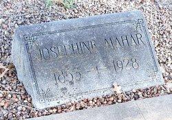 Josephine <I>Mounts</I> Mahar