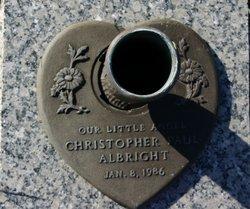 Christopher Paul Albright